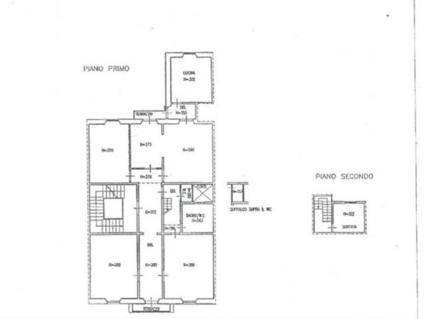Appartamento in vendita a Firenze, 190 mq - Foto 2