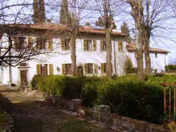 Villa in vendita a Rignano sull'Arno, Rosano, Con giardino, 580 mq - Foto 18