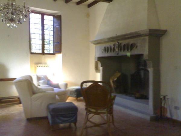 Villa in vendita a Rignano sull'Arno, Rosano, Con giardino, 580 mq - Foto 14