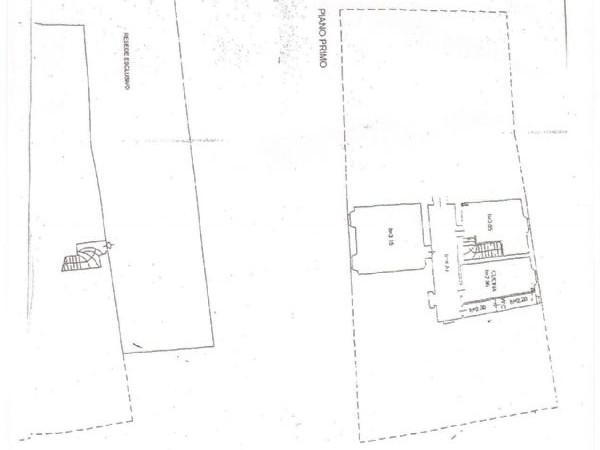 Villa in vendita a Rignano sull'Arno, Rosano, Con giardino, 580 mq - Foto 4