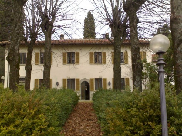 Villa in vendita a Rignano sull'Arno, Rosano, Con giardino, 580 mq - Foto 1