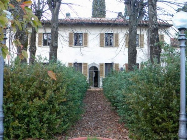 Villa in vendita a Rignano sull'Arno, Rosano, Con giardino, 580 mq - Foto 15