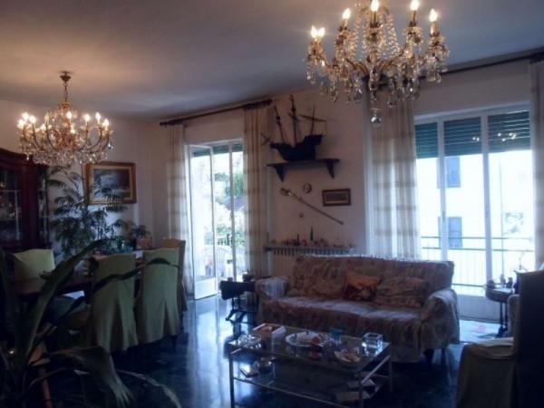 Appartamento in vendita a Chiavari, Ponente, 140 mq - Foto 1