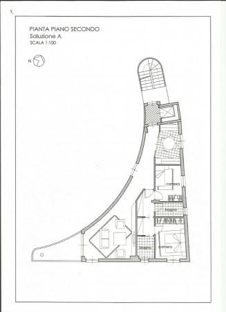 Appartamento in vendita a Chiavari, Circonvalazione, 250 mq - Foto 2
