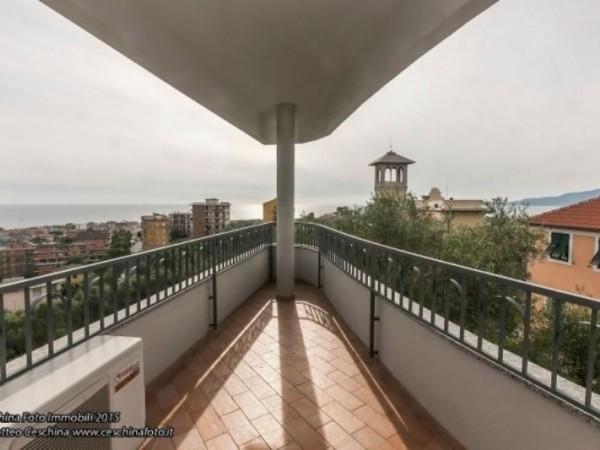 Appartamento in vendita a Chiavari, Circonvalazione, 250 mq - Foto 10