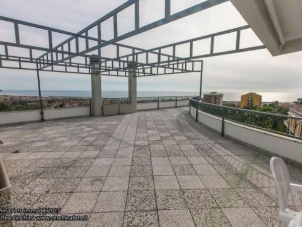Appartamento in vendita a Chiavari, Circonvalazione, 250 mq - Foto 5
