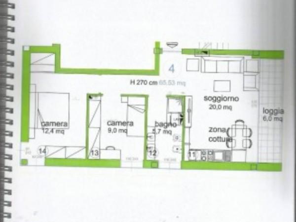 Appartamento in vendita a Lavagna, Centro, Arredato, 50 mq - Foto 16