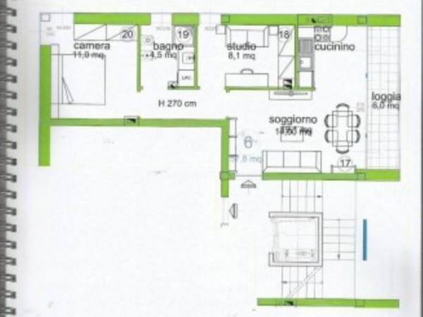 Appartamento in vendita a Lavagna, Centro, Arredato, 50 mq - Foto 2