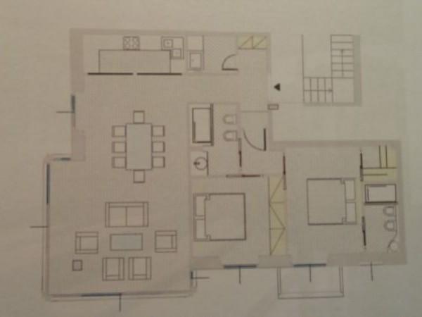 Appartamento in vendita a Santa Margherita Ligure, Arredato, 92 mq - Foto 1