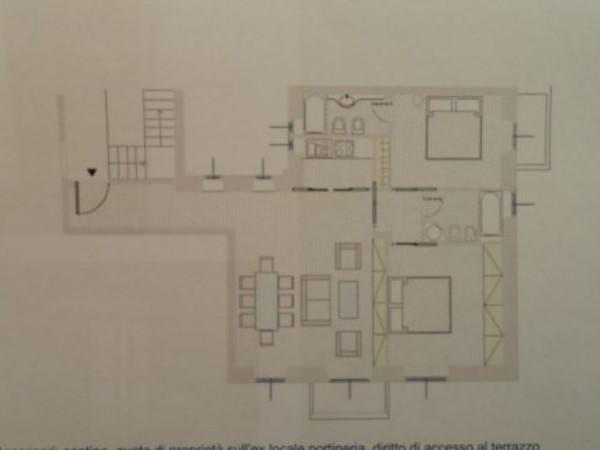 Appartamento in vendita a Santa Margherita Ligure, Arredato, 92 mq - Foto 10