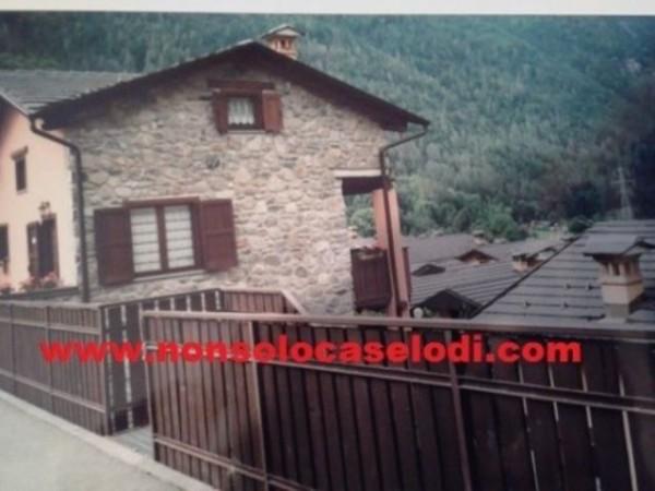 Appartamento in vendita a Valbondione, Arredato, 65 mq - Foto 1