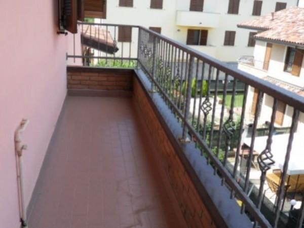 Appartamento in vendita a Borghetto Lodigiano, 90 mq