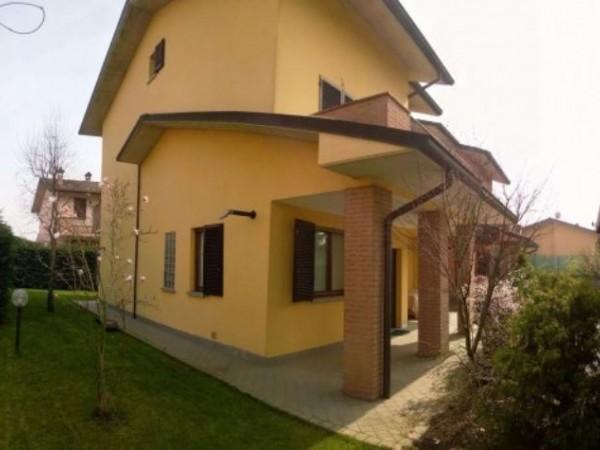 Villa in vendita a Mairago, Con giardino, 190 mq - Foto 1
