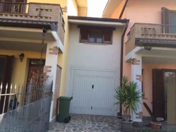 Villetta a schiera in vendita a Corte Palasio, Con giardino, 150 mq - Foto 20