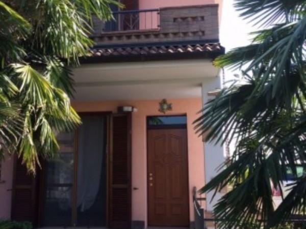 Villetta a schiera in vendita a Corte Palasio, Con giardino, 150 mq - Foto 18