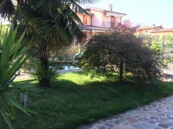 Villetta a schiera in vendita a Corte Palasio, Con giardino, 150 mq - Foto 1