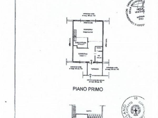 Appartamento in vendita a Milano, Chiesa Rossa, Cermenate, Ripamonti, Con giardino, 140 mq - Foto 11