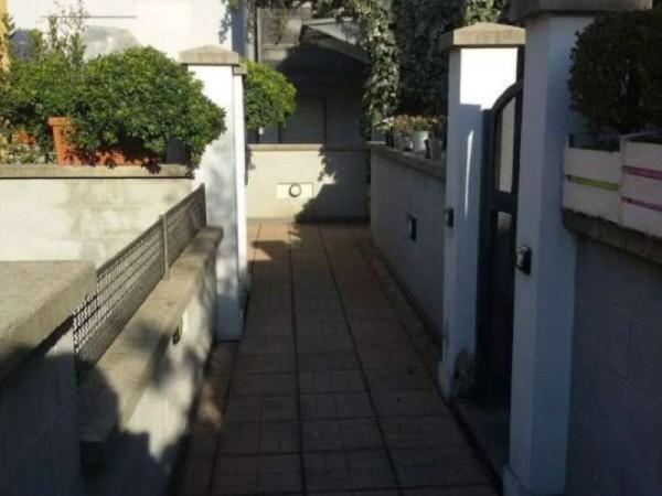 Appartamento in vendita a Milano, Chiesa Rossa, Cermenate, Ripamonti, Con giardino, 140 mq - Foto 3