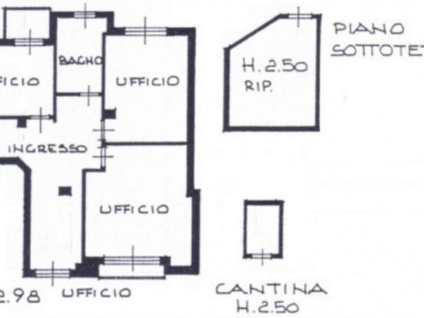 Ufficio in vendita a Desio, 80 mq - Foto 8