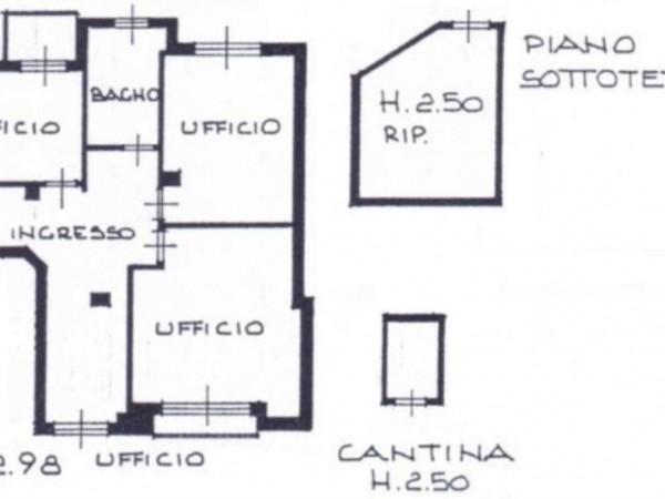 Ufficio in vendita a Desio, 80 mq - Foto 2