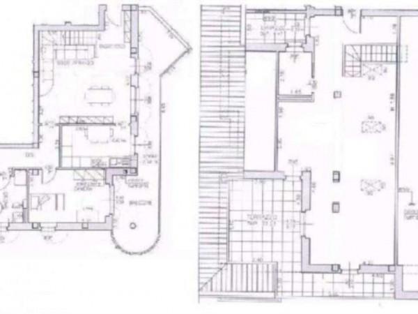 Appartamento in vendita a Desio, 228 mq - Foto 2