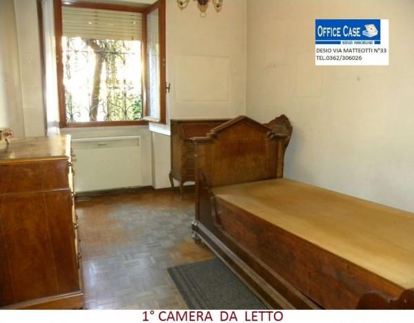 Villa in vendita a Renate, Centro, Con giardino, 460 mq - Foto 5