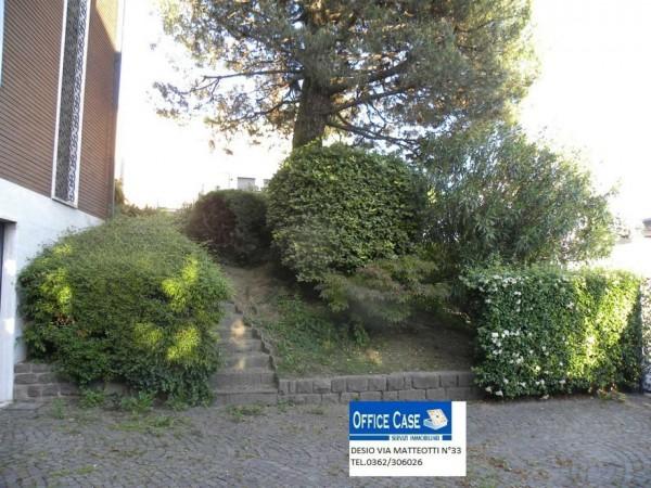 Villa in vendita a Renate, Centro, Con giardino, 460 mq - Foto 15