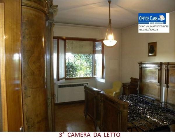 Villa in vendita a Renate, Centro, Con giardino, 460 mq - Foto 10