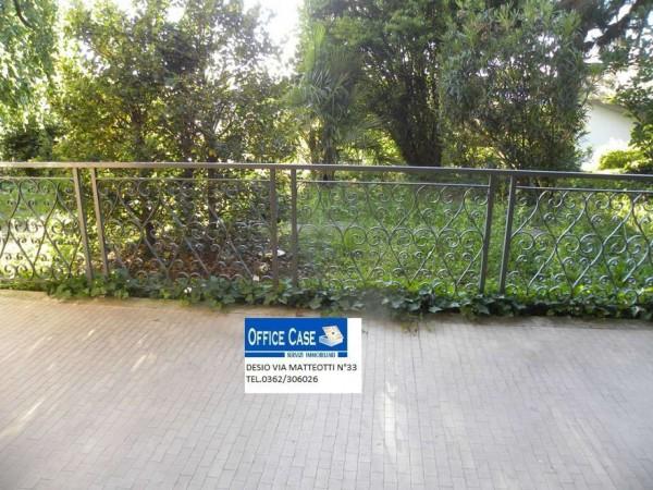 Villa in vendita a Renate, Centro, Con giardino, 460 mq - Foto 19