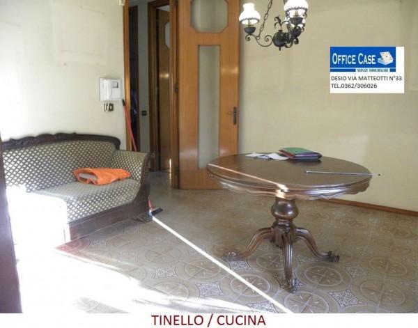 Villa in vendita a Renate, Centro, Con giardino, 460 mq - Foto 6