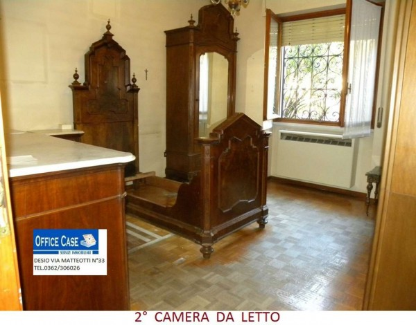 Villa in vendita a Renate, Centro, Con giardino, 460 mq - Foto 3