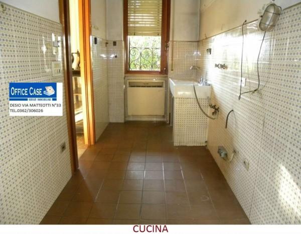 Villa in vendita a Renate, Centro, Con giardino, 460 mq - Foto 7