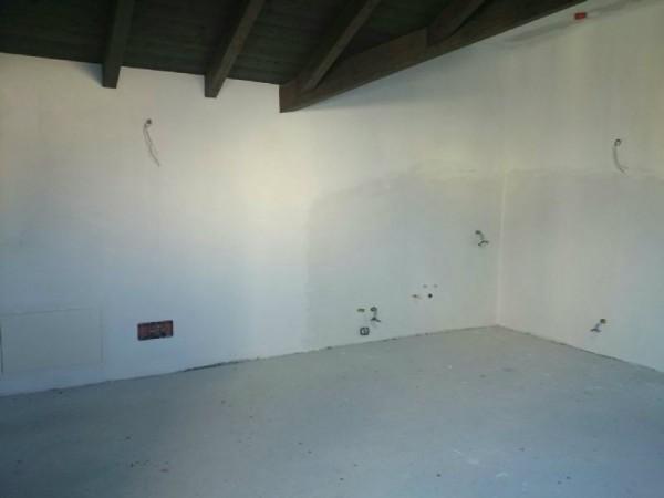Appartamento in vendita a Bellinzago Lombardo, Villa Fornaci, 111 mq - Foto 18