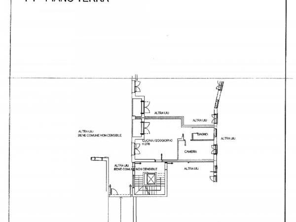 Appartamento in vendita a Bellinzago Lombardo, Villa Fornaci, 72 mq - Foto 2