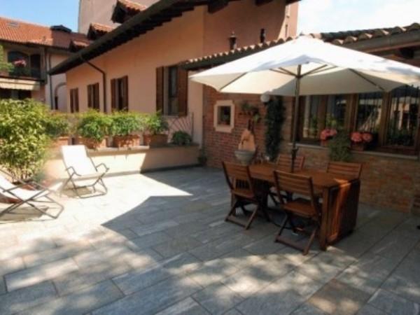 Casa indipendente in vendita a Abbiategrasso, Centro Storico, 265 mq - Foto 10