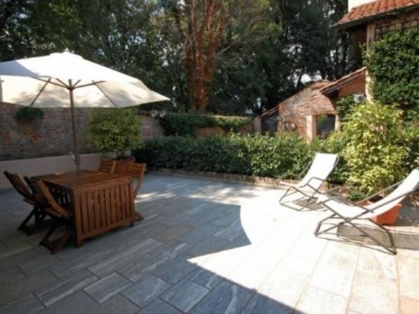 Casa indipendente in vendita a Abbiategrasso, Centro Storico, 265 mq - Foto 9