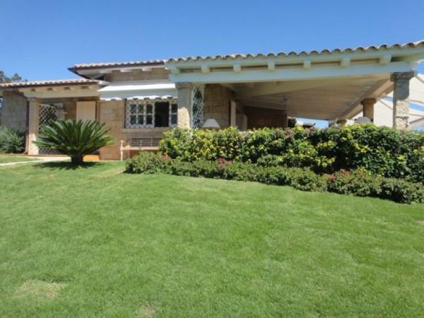 Villa in vendita a Olbia, Punta Lada(porto Rotondo), 250 mq - Foto 25