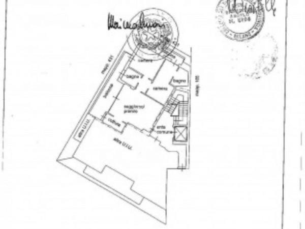 Appartamento in vendita a Milano, Forze Armate, Peruchetti - Lotto, Novara, San Siro, 90 mq - Foto 2