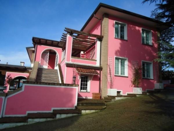 Villa in vendita a Pietra de' Giorgi, 600 mq - Foto 29