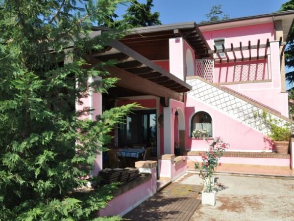 Villa in vendita a Pietra de' Giorgi, 600 mq - Foto 8