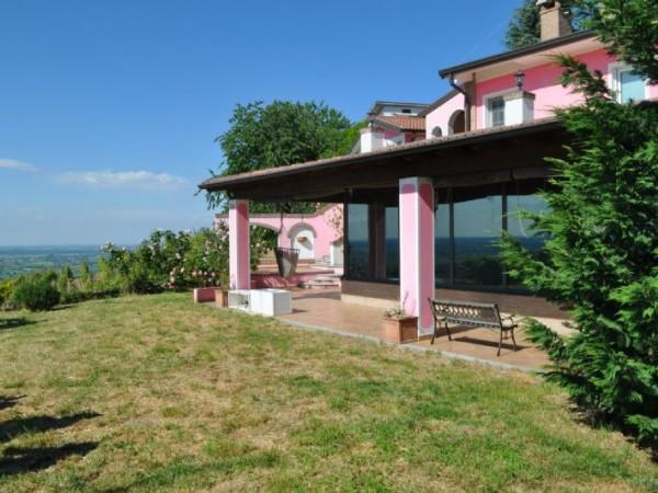 Villa in vendita a Pietra de' Giorgi, 600 mq - Foto 2