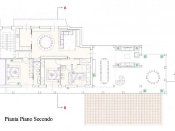 Appartamento in vendita a Forte dei Marmi, 220 mq - Foto 2
