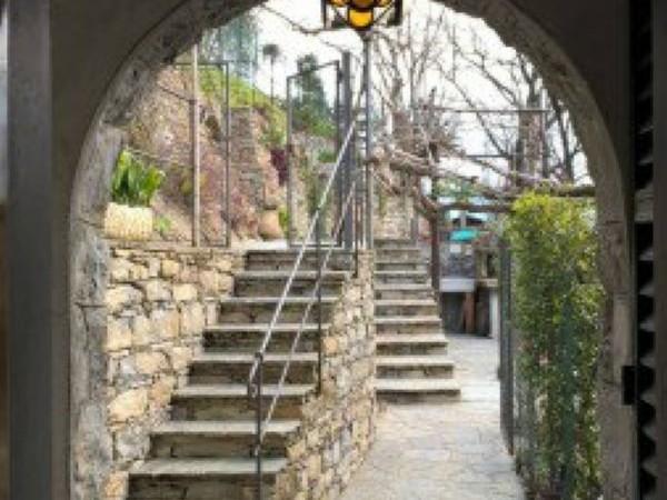 Villa in vendita a Rapallo, San Martino Di Noceto, Con giardino, 102 mq - Foto 9