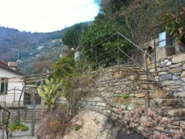 Villa in vendita a Rapallo, San Martino Di Noceto, Con giardino, 102 mq - Foto 7