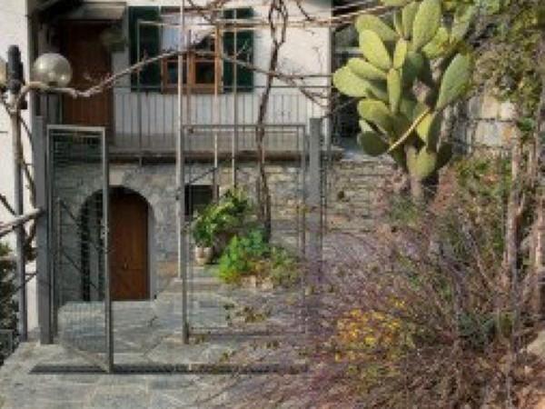 Villa in vendita a Rapallo, San Martino Di Noceto, Con giardino, 102 mq - Foto 6