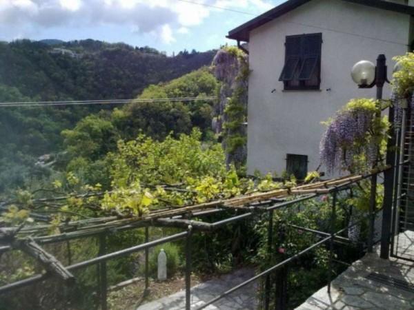 Villa in vendita a Rapallo, San Martino Di Noceto, Con giardino, 102 mq