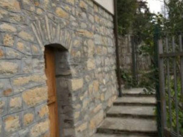 Villa in vendita a Rapallo, San Martino Di Noceto, Con giardino, 102 mq - Foto 10