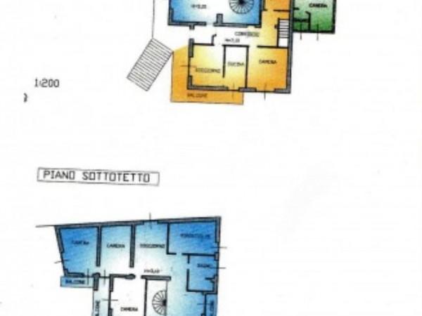 Casa indipendente in vendita a Angera, 650 mq - Foto 2