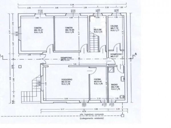 Casa indipendente in vendita a Comerio, 240 mq - Foto 2