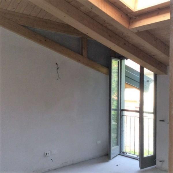 Appartamento in vendita a Gavirate, Acli Zona Stazione, 110 mq - Foto 6
